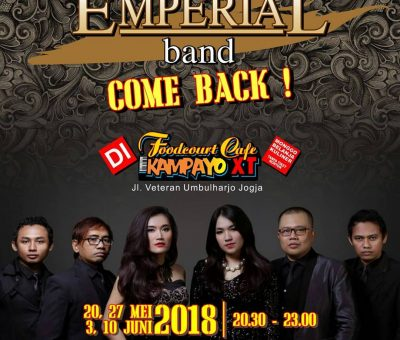 Welcome Back Emperial Band